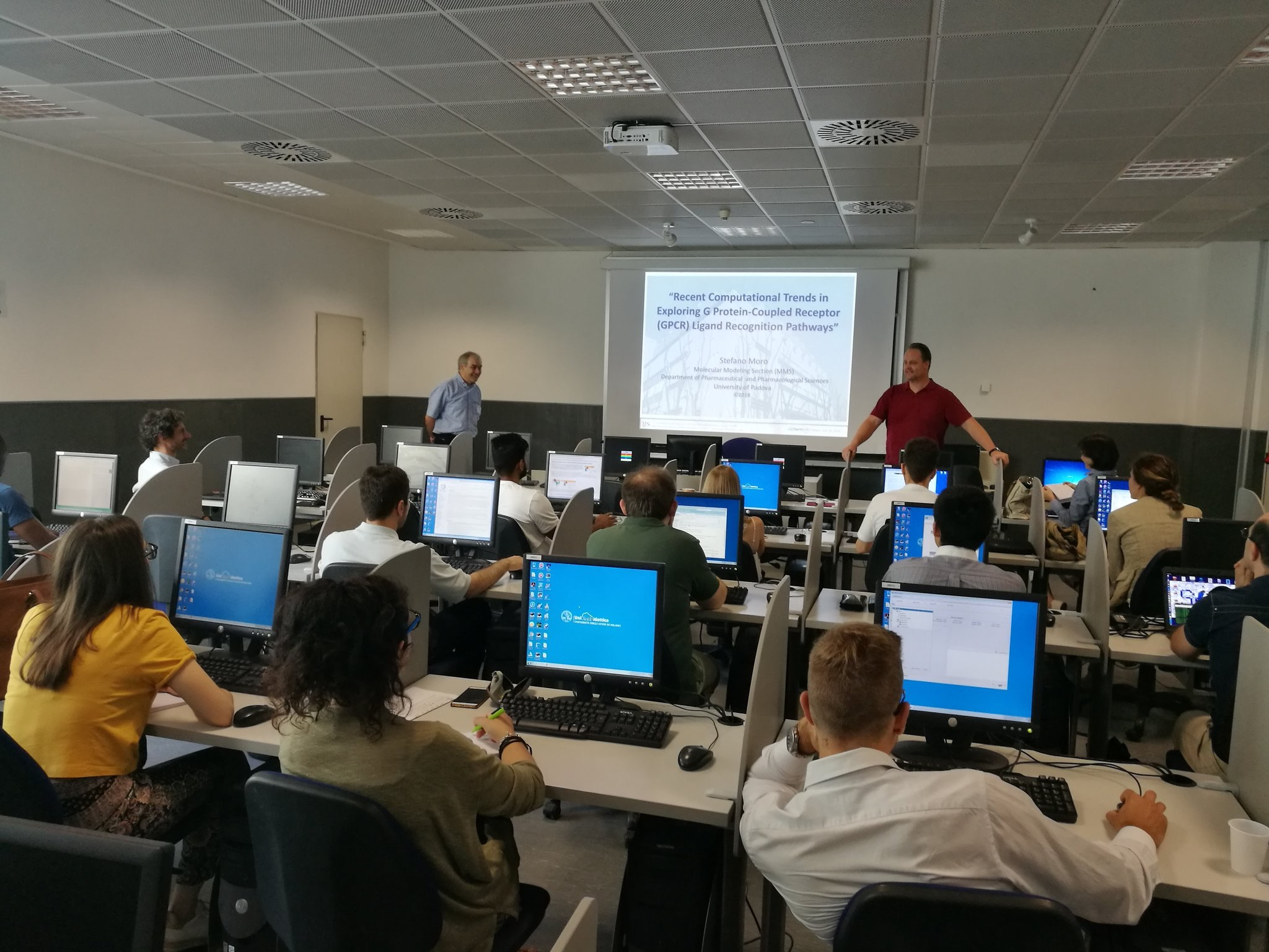 eCheminfo workshop