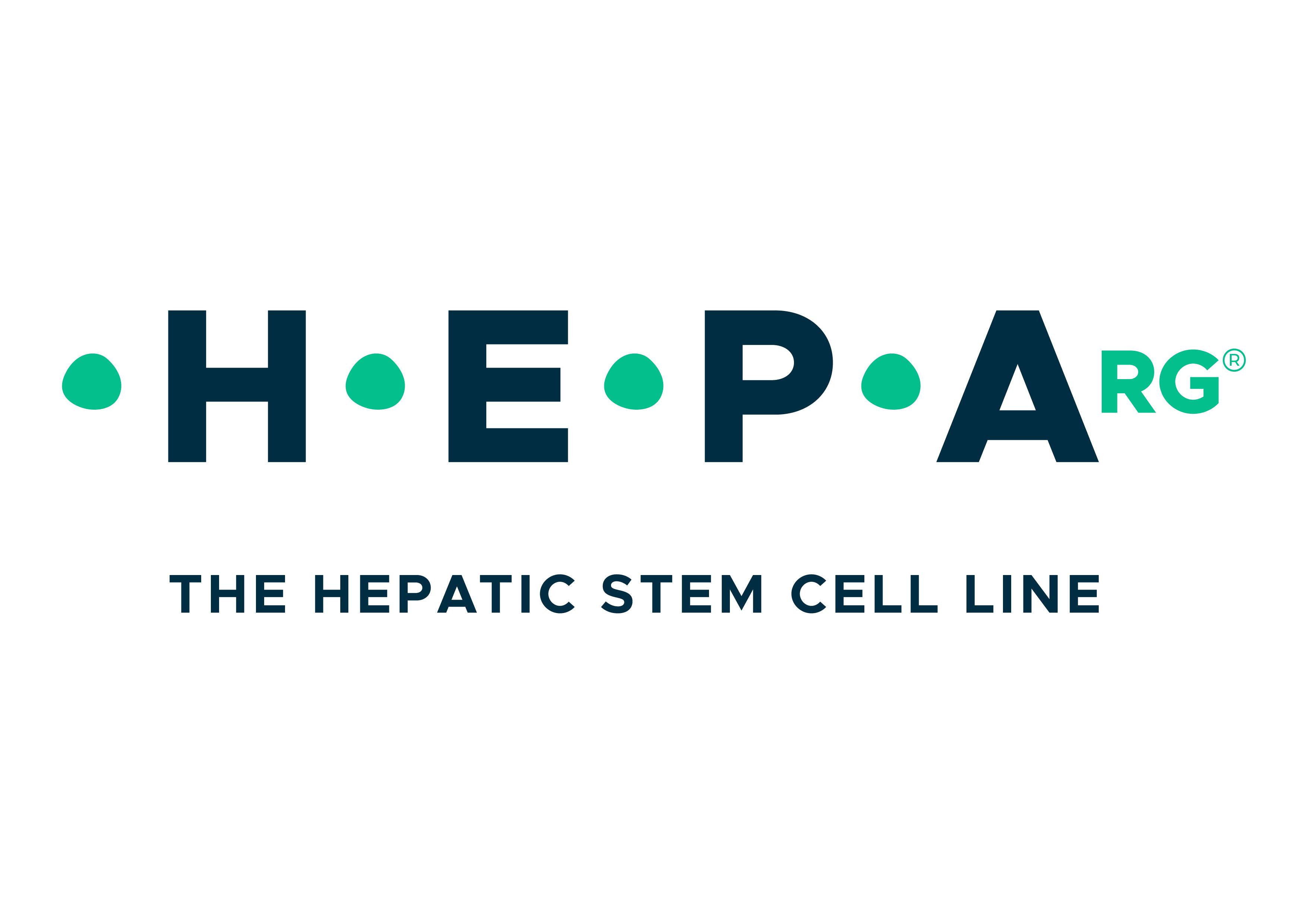 HepaRG logo